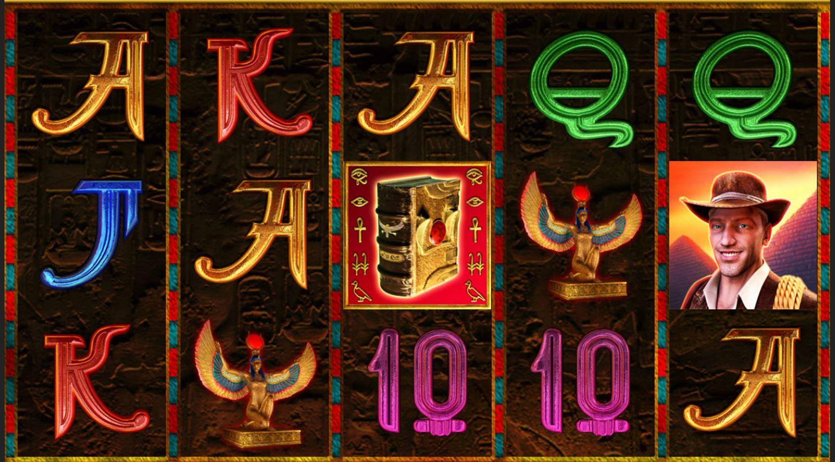 Mobile casino book of ra