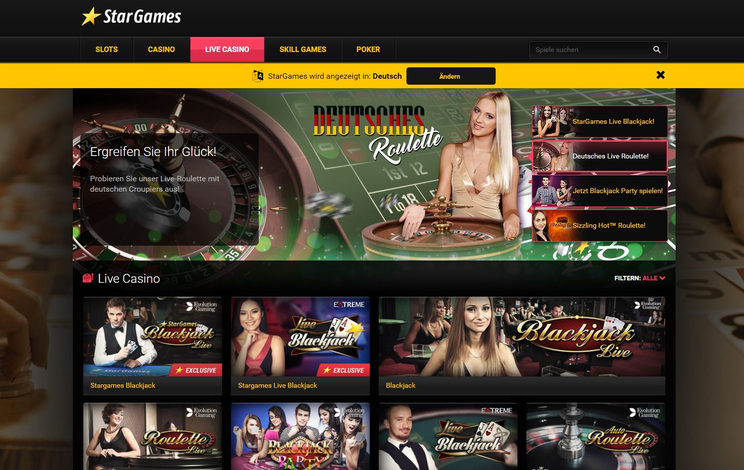 gutes online casino power star